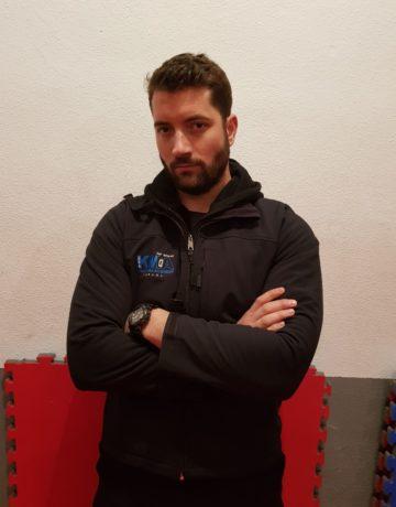 Hector Mateos Krav Maga