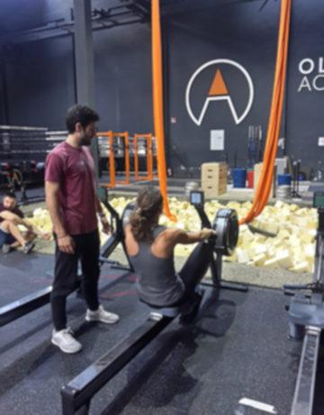 entrenamiento personal en Madrid