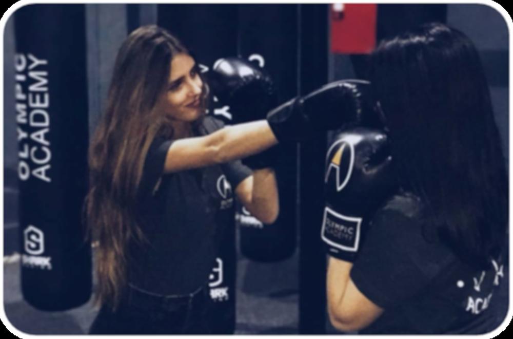 gimnasio boxeo san blas