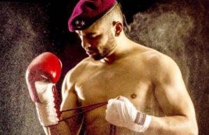 Entrenar Kickboxing en madrid FELIX CARPINTERO